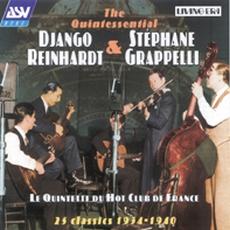 CD Django Reinhartd & Stephane Crappelli