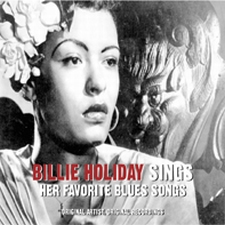 CD Billy Holiday