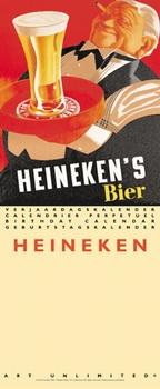 Verjaardagskalender Heineken