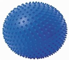 Noppenbal blauw