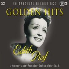 CD Eith Piaf Golden Hits