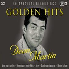 CD Dean Martin Golden Hits