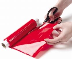 Antislip op rol, rood 20 cm breed