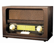 Kleine nostalgische radio