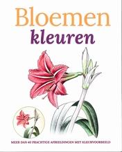 Kleurboek Bloemen
