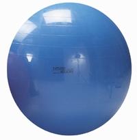 Gymnastiek & Fysiobal, blauw