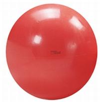 Zitbal Classic Plus, rood 55 cm