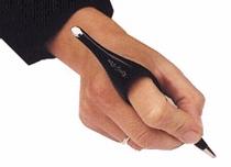 Ringpen, zwart