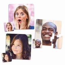 Puzzel 10 verschillende emoties