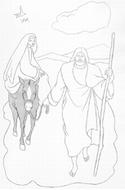 Kleurprenten Nieuwe Testament