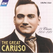 CD The Great Caruso