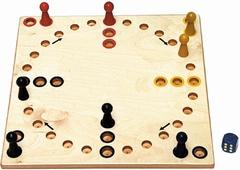 Eenvoudig Pionnenspel