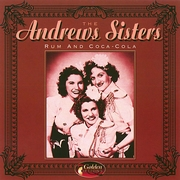 CD Andrew Sisters Rum and Coca Cola