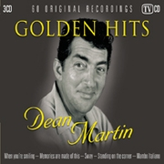 CD Dean Martin Golden Hits