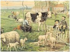 Puzzels Het platteland, serie 3