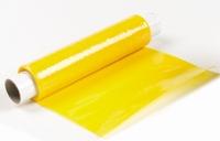 Antislip op rol, geel 20 cm breed