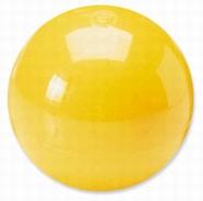 Gymnastiek & Fysiobal, geel