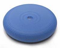 Bal-zitkussen 36 cm, blauw