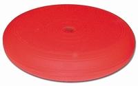 Bal-zitkussen 36 cm, rood