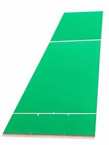Koersbal- & Carpet Bowls Speelmat 8x2 meter