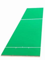 Koersbal- & Carpet Bowls speelmat 4x2 meter