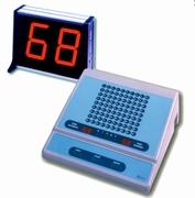 S6 Elektronisch Bingo Cijferbord compleet