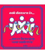 CD Ook dansen is MBVO/ serie rood