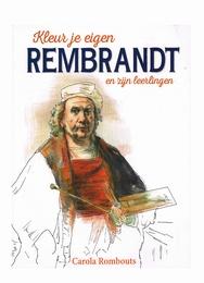 Kleurboek Rembrandt en zijn leerlingen