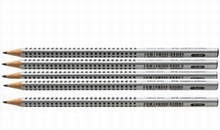 Jumbo potlood, extra dik/12 stuks
